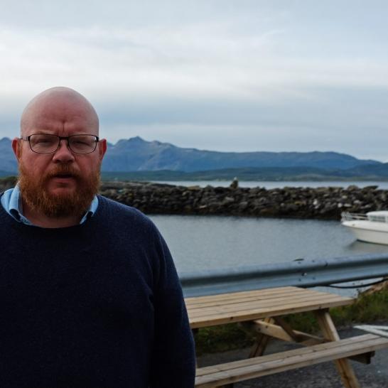 * Mørkvedbukta field station, Bodø